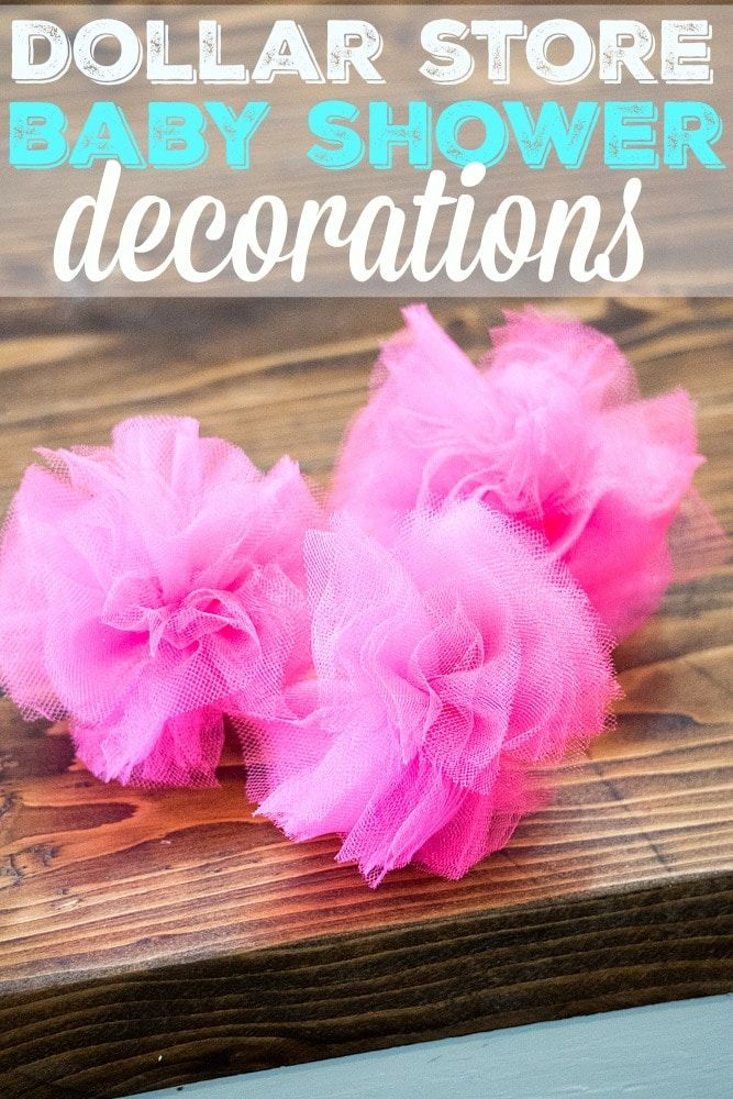 Diy Baby Shower Decorating Ideas Girl Baby Shower Centerpieces