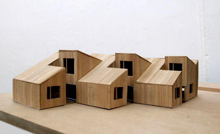 Practice: Estudio Babo, Argentina  Project: CLF house complex in Nuequé