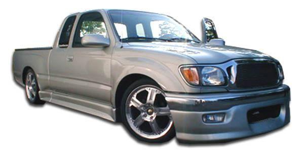 2001-2004 Toyota Tacoma Duraflex TD3000 Body Kit - 7 Piece