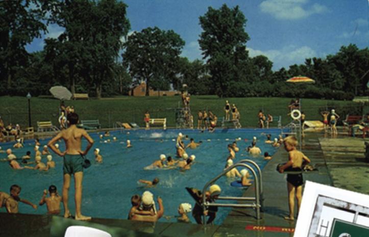 January Wabash Park Pool St Louis Mo Pinterest