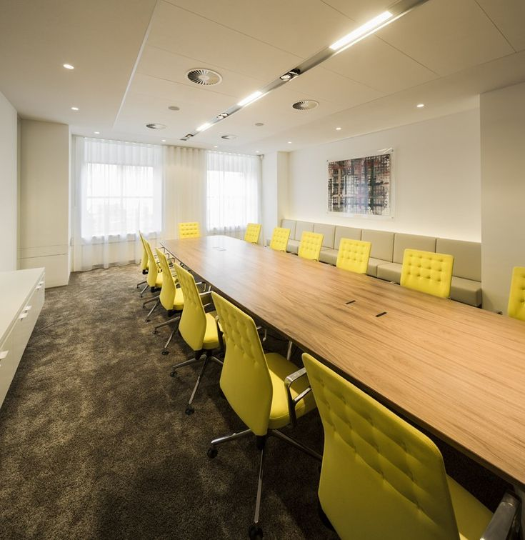 17 best images about conference room on pinterest for Hofman dujardin architects