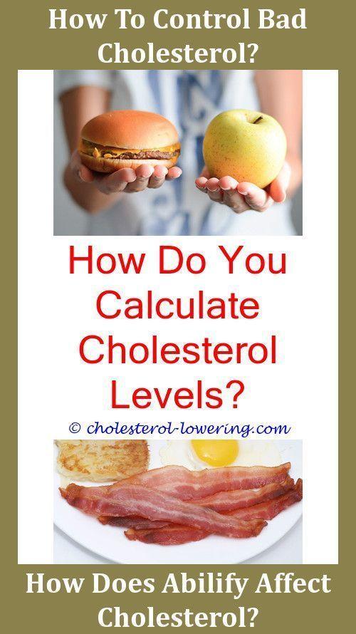 abilify causing high cholesterol