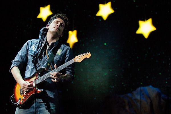 John Mayer, comeback performance, Milwaukee, Wisconsin