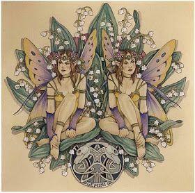 MORNING LIGHT: Zodiac Signs by Linda Ravencroft | Gemini