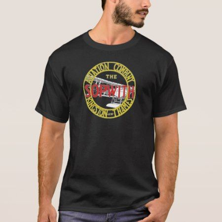 Sopwith Aviation Company Logo Tee - tap to personalize and get yours