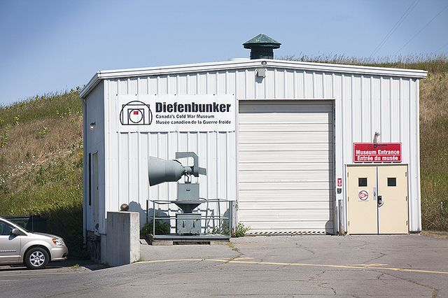 Diefenbunker- Carp Ontario (west of Ottawa). Built by Canadian Conservative…