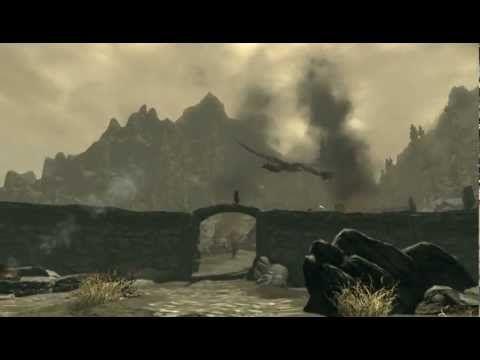 Macho Man-Dragon Skyrim mod... OH YEEEAAH! Snap into a Nord!