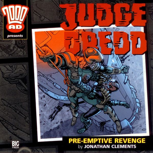 16. Judge Dredd: Pre-Emptive Revenge