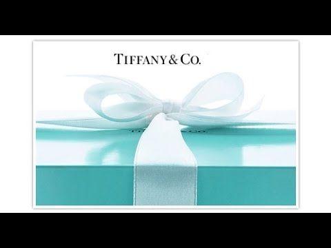 Tiffany & Co Unboxing #tiffany #tiffanyandco #tiffanykey #tiffanycanada #jewellry