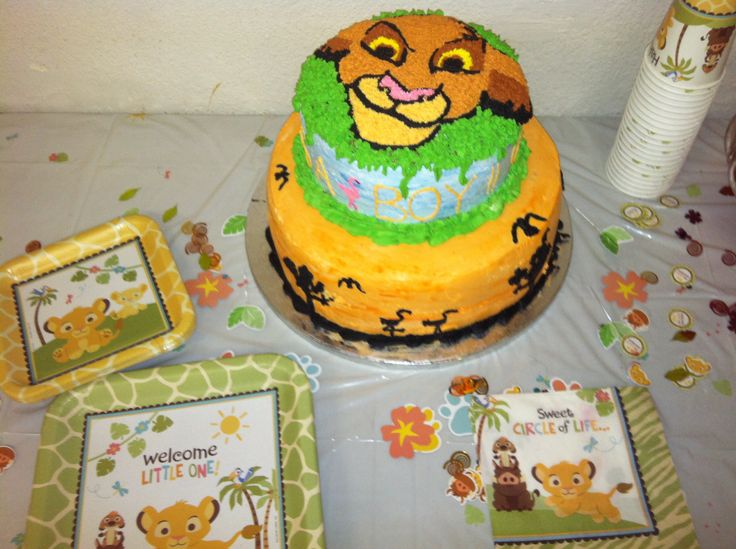 simba baby shower baby shower cakes forward simba baby shower cake