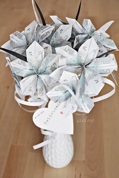 Eurogami - It always works wonders as a wedding gift!