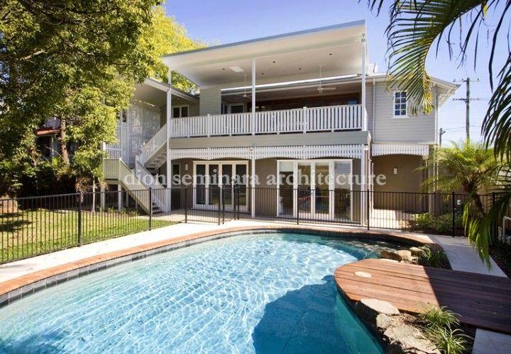 Hawthorne Workers Cottage Renovation Brisbane by Brisbane Architect Dion Seminara Architecture