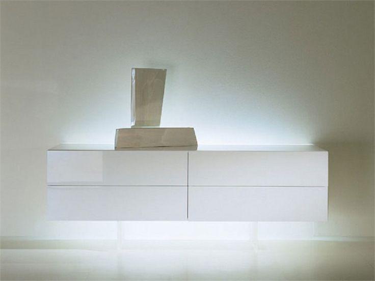 Sideboard CASSETTONI Kollektion New Concepts by Acerbis International   Design Lodovico Acerbis