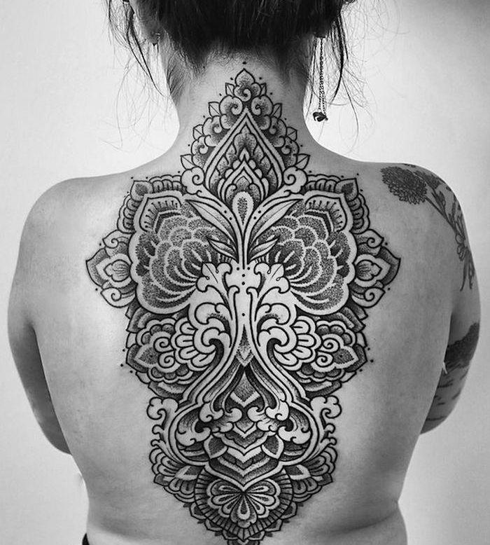 back tattoos full back tattoos and tattoo designs on pinterest. Black Bedroom Furniture Sets. Home Design Ideas