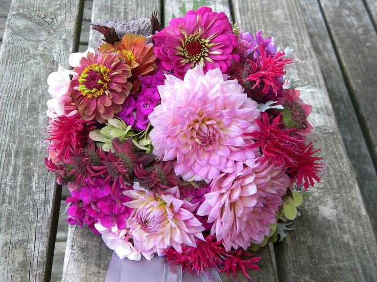 27 best dahlia bouquet images on Pinterest Dahlia bouquet