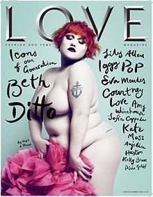 Beth Ditto - Body-positive awesomeness!