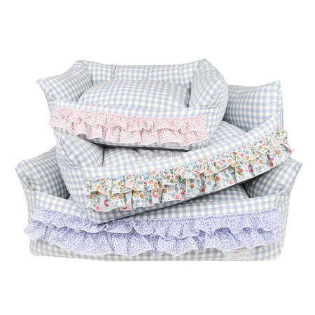 Louisdog Egyptian Cotton Frills Boom Bed