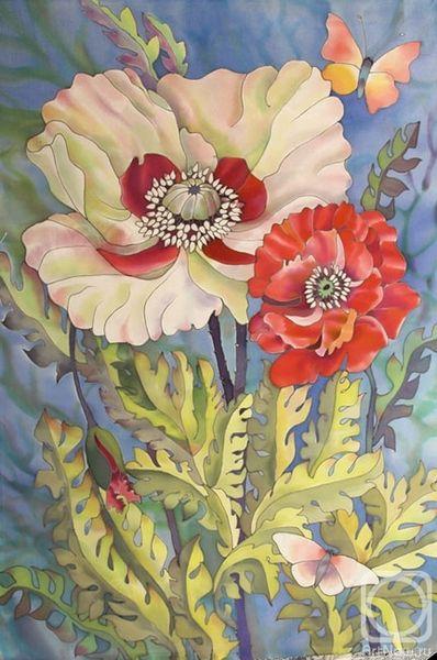 Indigo Dreams - zasu: Poppies by Galina Vasilyeva