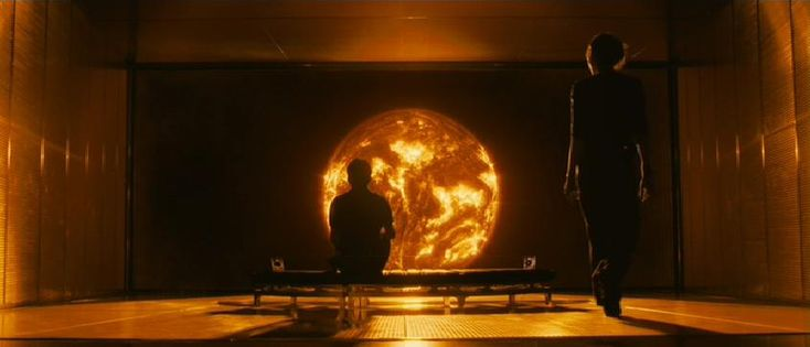 'Sunshine'  Danny Boyle