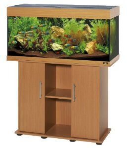 Get Juwel Aquarium Stands » Rio 180 » Cabinet Beech » 100SB at Pet-r-us.com