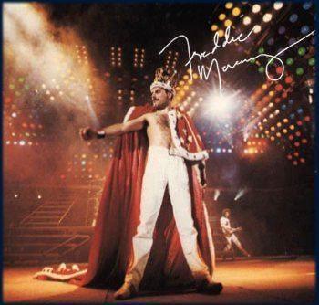 Freddie Mercury….awesome