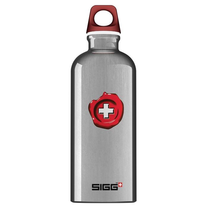 BOTTIGLIA SWISS QUALITY 0,6 LT  cod. SI TC60D.01  Bottiglia Traveller Design