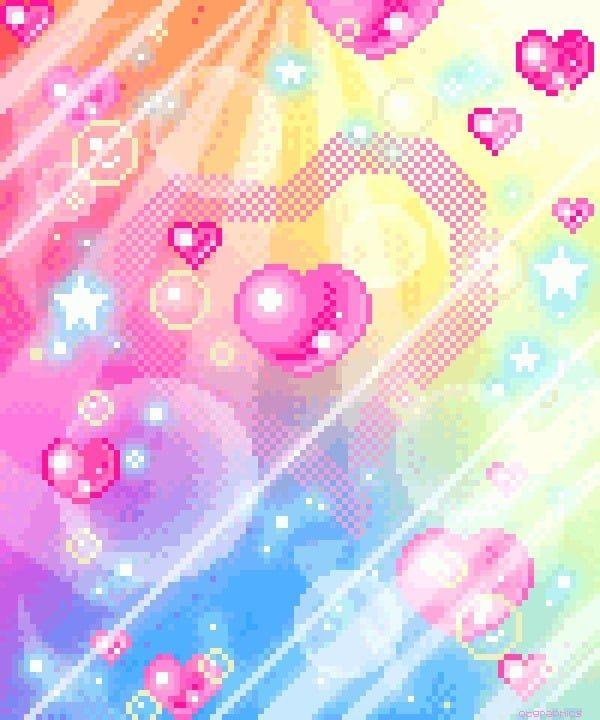 2000 S 2007 Aesthetic Nostalgia Webcore Old Web Scene Y2k Rainbow Childhood Rainbow Aesthetic Aesthetic Backgrounds Cute Art