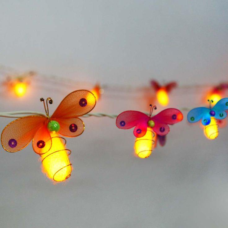 Kuning kunang-kunang nyata kepompong string lampu hias/fairy/lampu buatan tangan rumah pencahayaan/kid 's ruang, pesta, natal/xmas-gambar-Liburan pencahayaan-ID produk:171888519-indonesian.alibaba.com