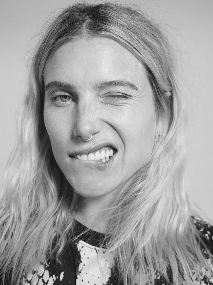 With the release of his new collaboration with Umbro today, Henry Holland chats to campaign model (and friend of LOVE), Dree Hemingway.