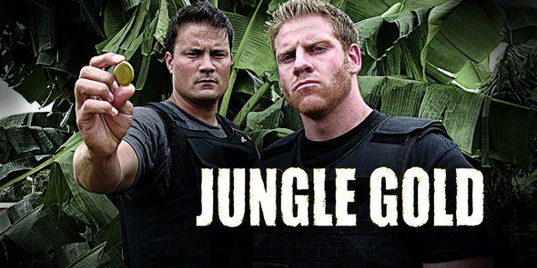 http://mesopinions.ca/divertissement/series-tv/jungle-gold    Critique de l'émission jungle gold à Discovery