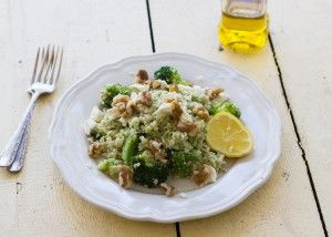 Raw Broccoli + Bacon Salad » I Quit Sugar
