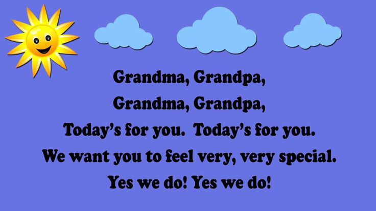 Grandma, Grandpa (Grandparents Day Song / aka Are You Sleeping?)