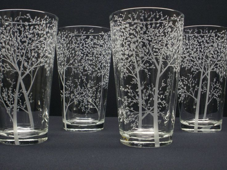 18 Best Craft Diy Etching Images On Pinterest Glass