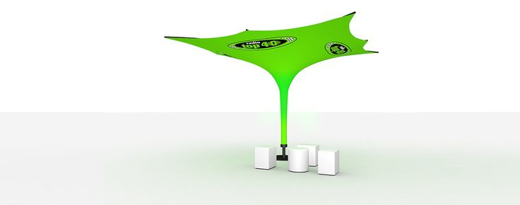 IPOMEA simplex - transportabler Eventschirm#business #events #ideas #promotion #marketing #branding #ipomea #trichterschirm #tulpenschirm #sonnenschirm #roadshow #eventüberdachung #designschirm #designerschirm #Faltzelt #designfaltzelt #Faltzelt