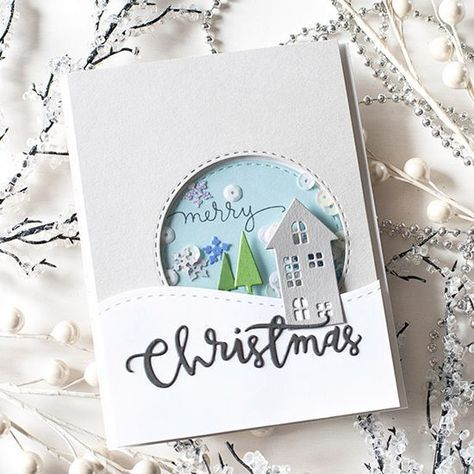 Love this card by Shari Carroll for the Paper Crafters Library using Simon Says Stamp Exclusives.