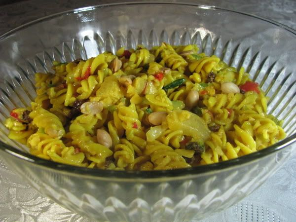 Forum Thermomix - The best community for Thermomix Recipes - Curried Pasta Salad - With photo