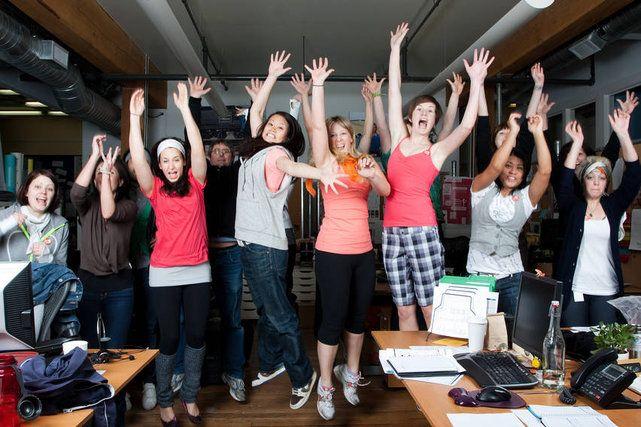 Nadchodzi generacja Y - młodzi, zdolni i nielojalni. Pracodawcy w strachu, bo nie są gotowi na ich przyjęcie dane PWC