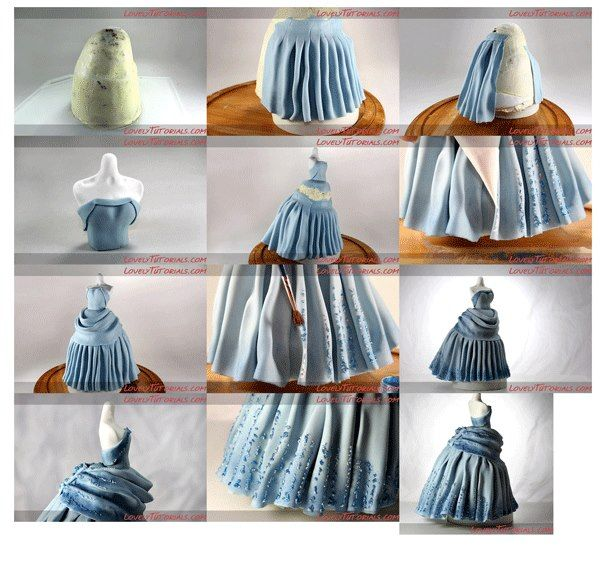 Vintage dress. Do you know who make this cake   http://www.lovelytutorials.com/forum/showthread.php?t=4169