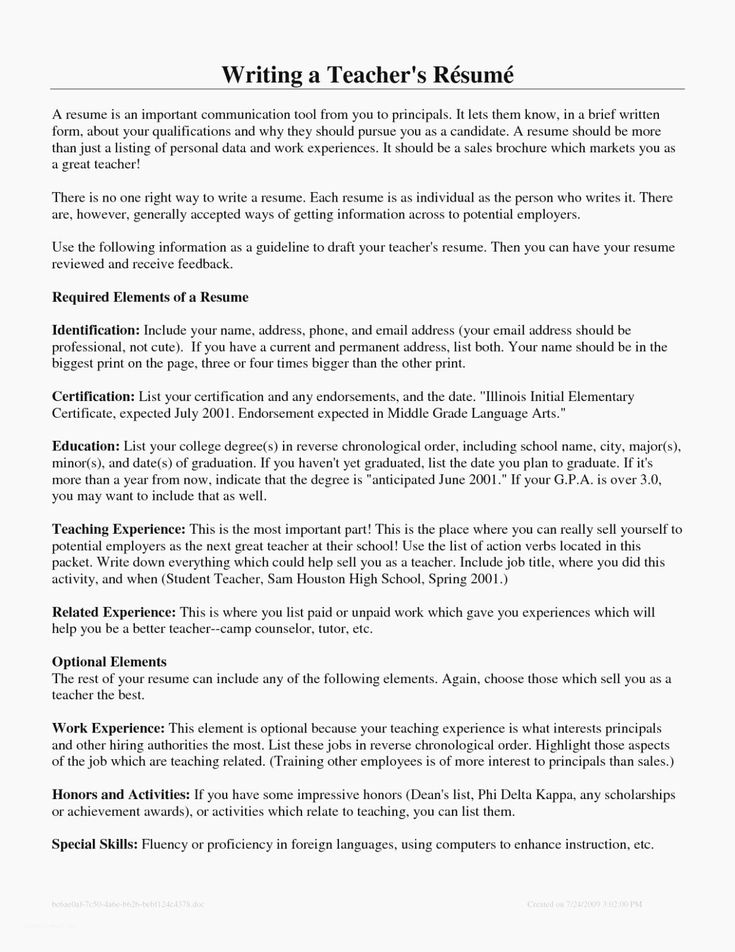 First time resume template unique 14 easy rules resume in