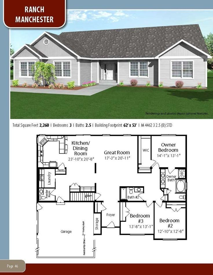 Add 2 Feet Across The Back It D Be Perfect In 2020 House Blueprints New House Plans Ranch House Plans