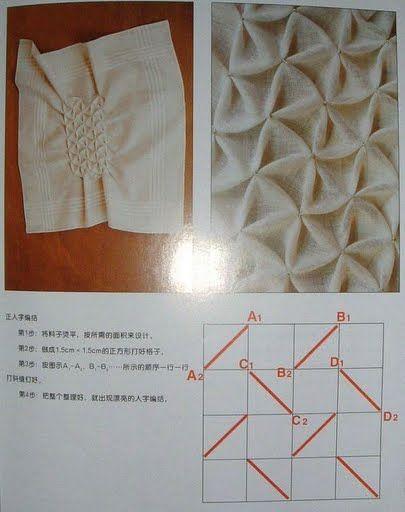 patrones del delantal de la moda - artesanías - Ideas de manualidades para niños