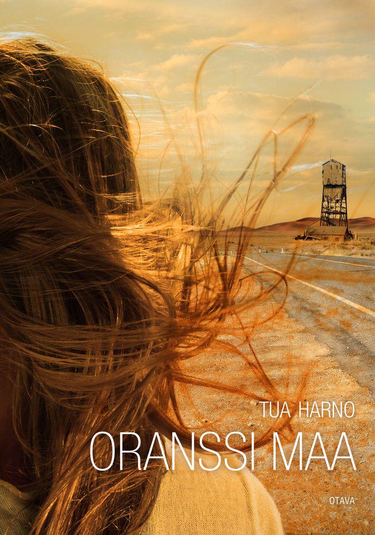 Title: Oranssi maa   Author: Tua Harno   Designer: Timo Numminen