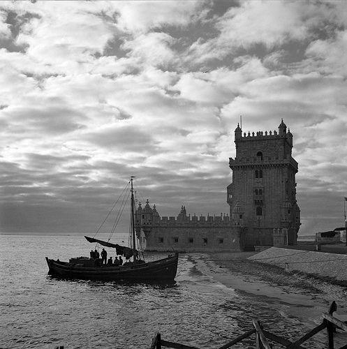 Torre de Belém. Estúdio Mário Novais