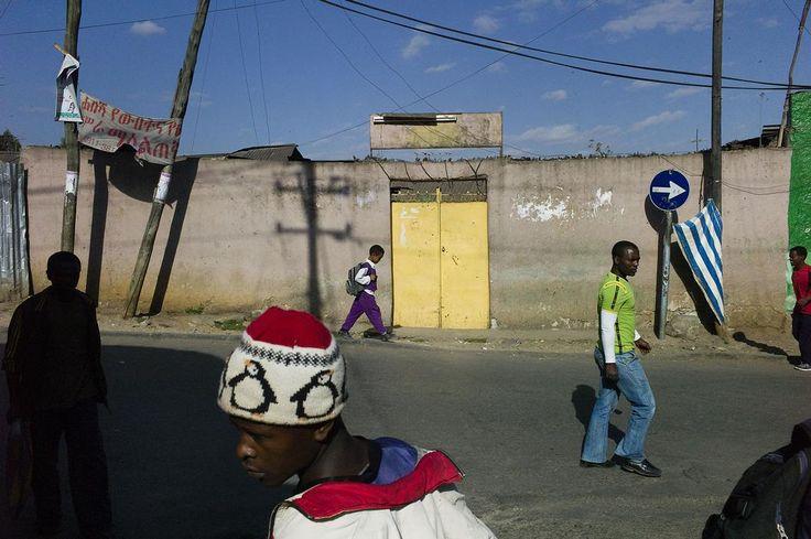 ©Nikos Economopoulos/Magnum, Ethiopia, Addis Ababa 2012