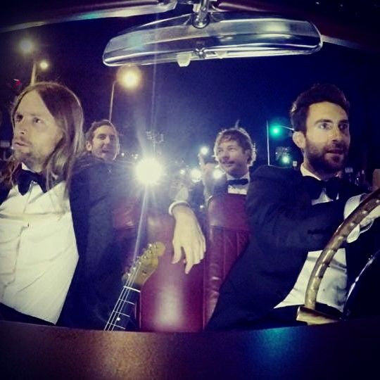 387 Best Images About Maroon 5 On Pinterest