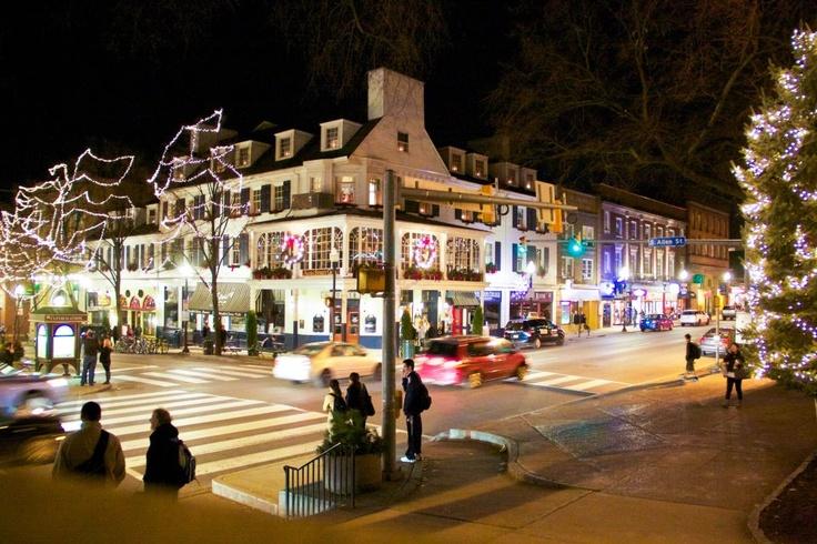 Allen Street Grill. Love this!