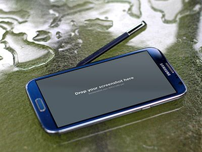 App Screenshot maker! Galxy Note. Try it here: https://placeit.net/#!/stages/samsung-galaxy-note-dropped-water Follow us for a chance to snag a free subscription coupon!
