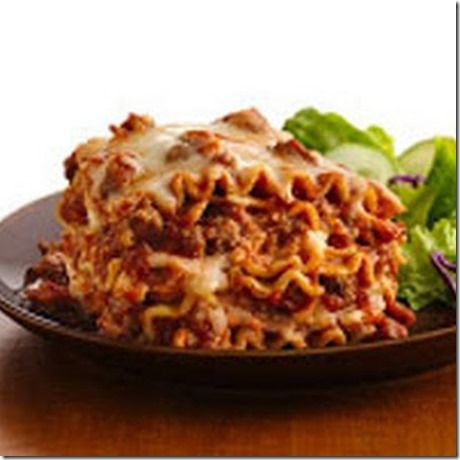 Weight Watcher Crock Pot/Slow Cooker Lasagna (Serves 6) WWPP=9