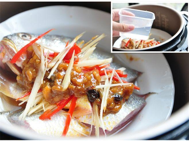 [ 智慧萬用鍋食譜 ] 豆鼓味噌蒸鮮魚