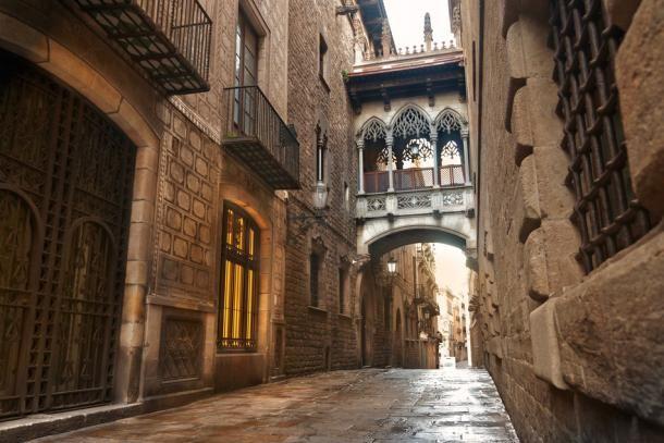 #barcelone #barcelona #барселона #кудапойти #чтопосмотреть #районыбарселоны #готическийквартал Готический квартал в Барселоне. Барселона за один день | Барселона10 - путеводитель по Барселоне